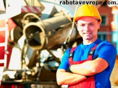 Рабочие в Чехии