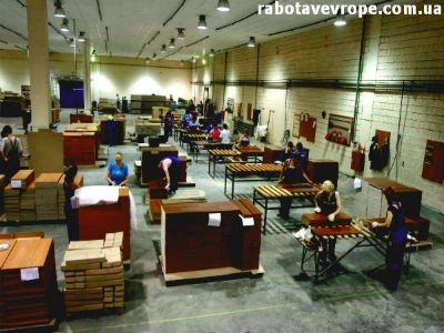 Работа в Чехии на пилораме