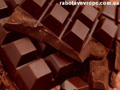 Работа в Чехии на шоколадной фабрике