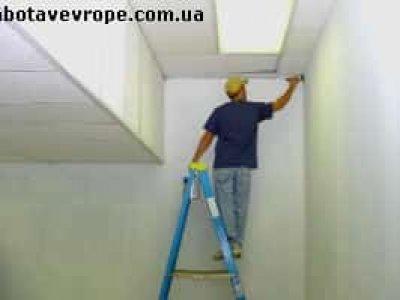 Работа в Латвии на строительстве