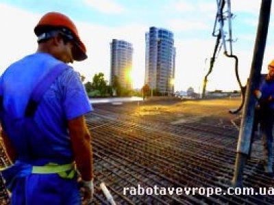 Работа в Польше на строительство