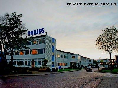 Работа на заводе Philips в Польше