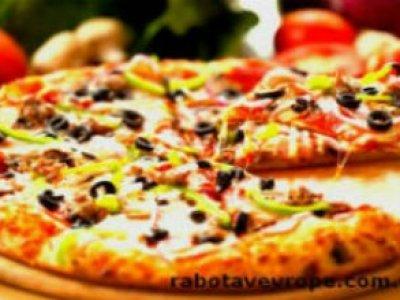 Работа в Польше в пиццерии