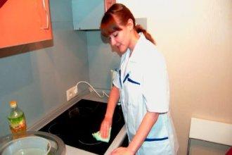 Работа в Швеции на уборке