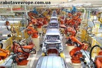 Работа в Чехии автозавод