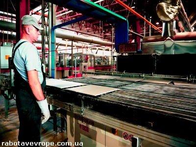 Работа в Польше на производстве керамики