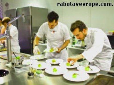Работа в Польше помощником повара