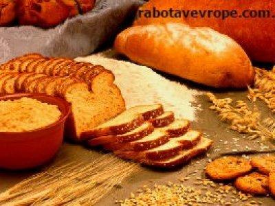 Работа в Чехии на хлебопекарне