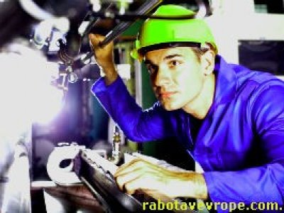 Работа в Чехии на заводе котлов