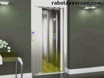 Работа в Израиле лифтером