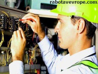 Работа в Польше электромонтёр