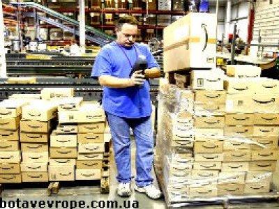 Работа в Польше на складе посылок