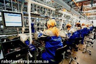 Работа в Польше оператор машин