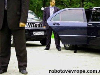 Работа в Польше охранник