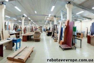 Работа в Польше на мебельной фабрике