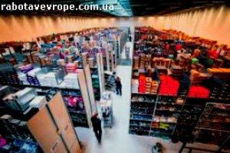 Работа в Польше на складе одежды