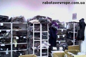 Работа в Польше упаковка одежды
