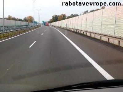 Работа в Польше водитель категории Б