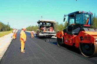 Дорожные работы в Латвии
