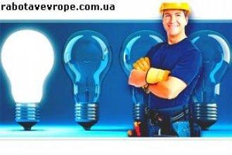 Работа электриком в Германии
