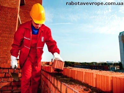 Работа в Литве каменщик