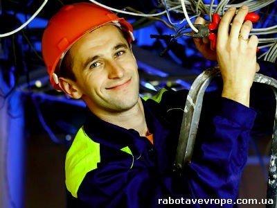 Работа в Бельгии электрик