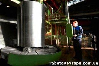Работа в Чехии производство техники