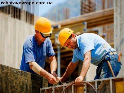 Работа в Германии строительство