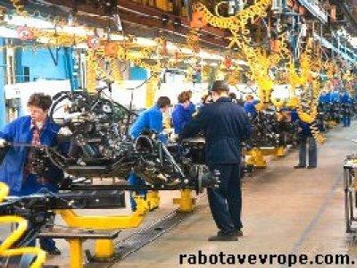 Работа в Германии на автозаводе
