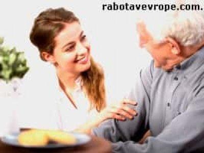 Работа в Германии уход за пожилыми