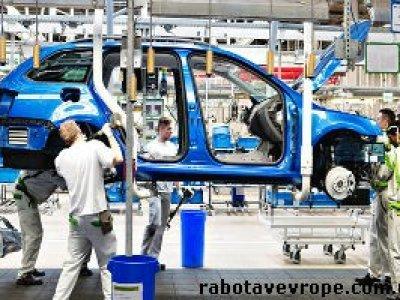 Работа в Испании на автозаводе