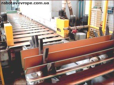 Работа в Польше производство ламината