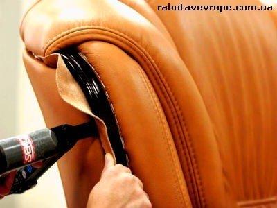 Работа в Польше обивщик мебели