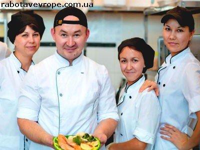 Работа в Словакии повар и официант