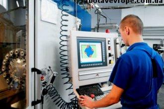 Работа в Чехии для токарей и операторов ЧПУ