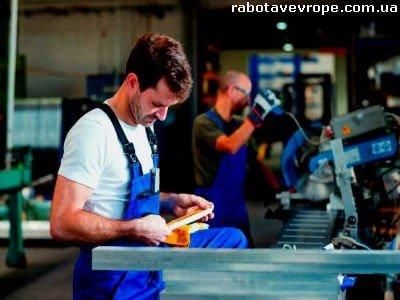 Работа в Чехии на производстве