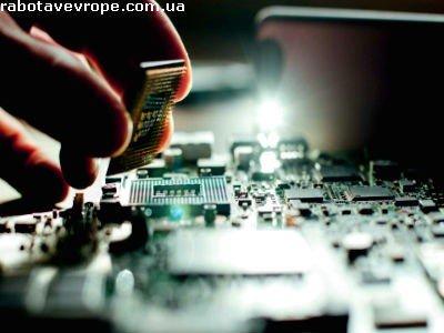 Работа в Чехии на заводе микросхем