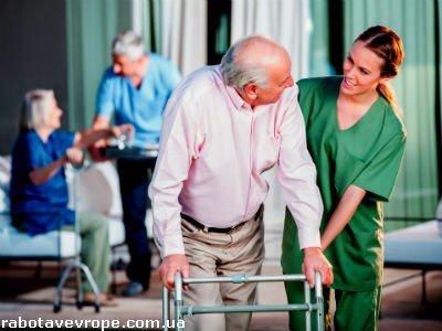 Работа в Чехии в доме престарелых