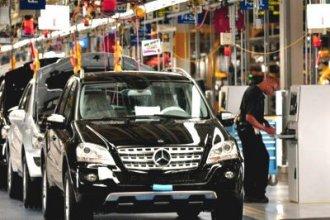 Работа в Чехии на заводе Mercedes
