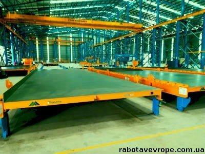 Работа в Германии на бетонном производстве