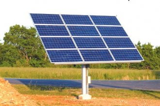 Работа в Германии на установке солнечных батарей