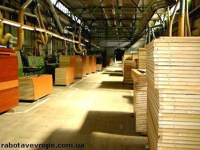 Работа в Германии на производстве дверей