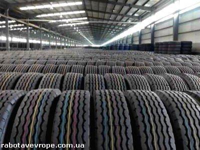 Работа в Германии шинный завод