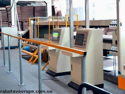 Работа в Литве на производстве картонных коробок