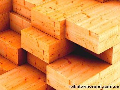 Работа в Словакии на деревообработке