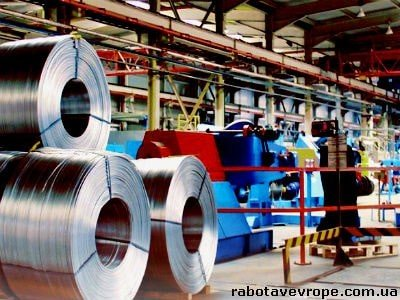 Работа в Словакии на заводе