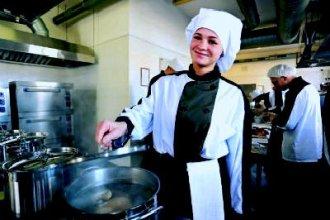 Работа в Эстонии на кухне