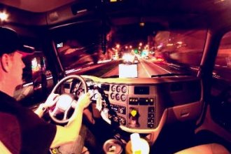 Работа в Эстонии водителем категории CE