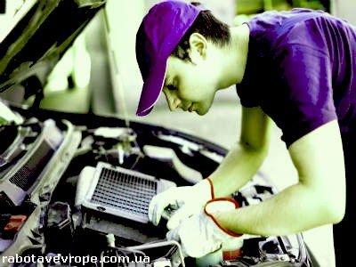 Работа в Германии автомехаником
