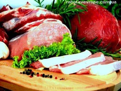 Работа в Голландии на мясокомбинате